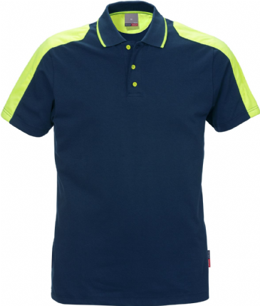 Fristads Polo Shirt 7448 RTP (Dark Navy)